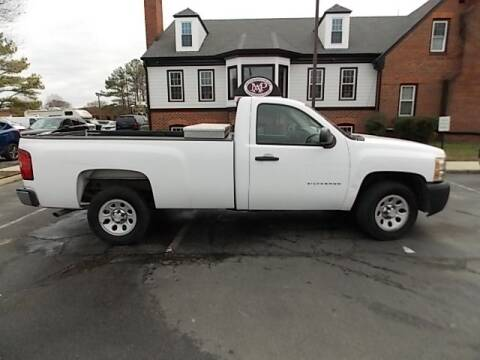 2011 Chevrolet Silverado 1500 for sale at Auto Marketplace in Ashland VA