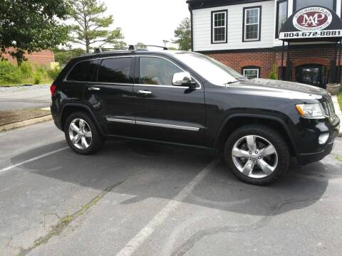 2011 Jeep Grand Cherokee for sale at Auto Marketplace in Ashland VA