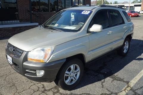 2007 Kia Sportage for sale in Richlands, VA