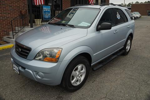 2007 Kia Sorento for sale in Richlands, VA