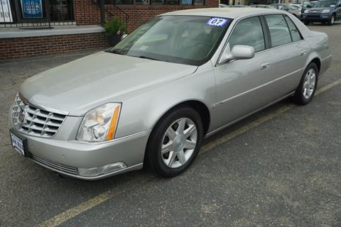 2007 Cadillac DTS for sale in Richlands VA