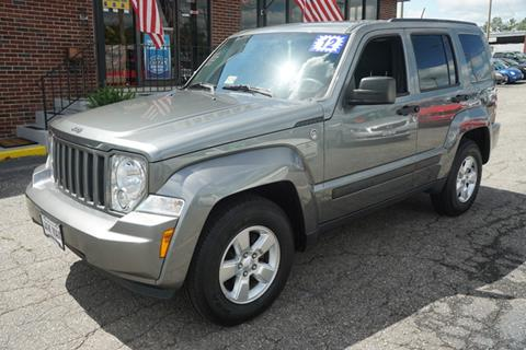 2012 Jeep Liberty for sale in Richlands VA