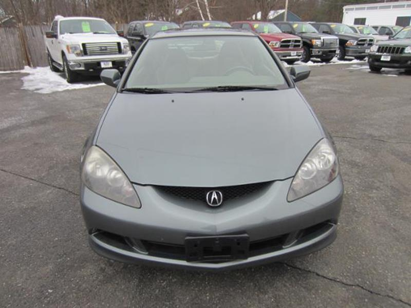 2006 Acura Rsx 2dr Cpe At Leather In Middleton Ma Auto Choice Of