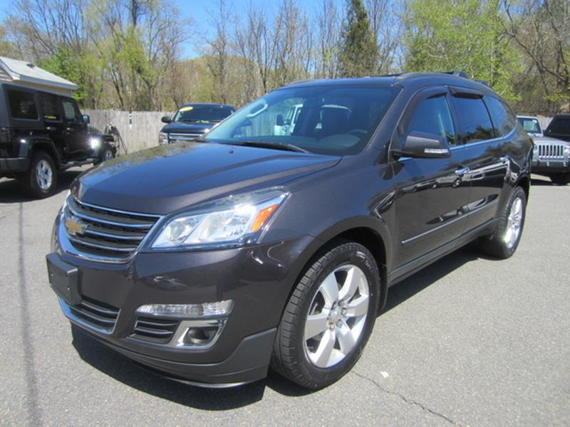 2013 Chevrolet Traverse AWD LTZ 4dr SUV In Middleton MA