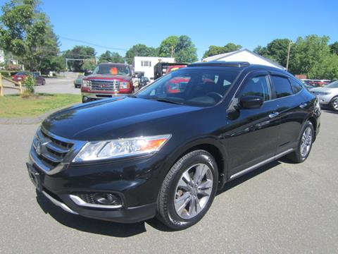 2013 Honda Crosstour for sale in Middleton, MA