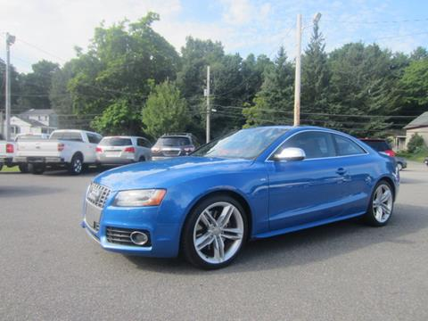 2010 Audi S5 for sale in Middleton, MA