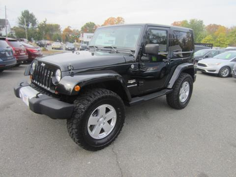 2011 Jeep Wrangler for sale in Middleton, MA