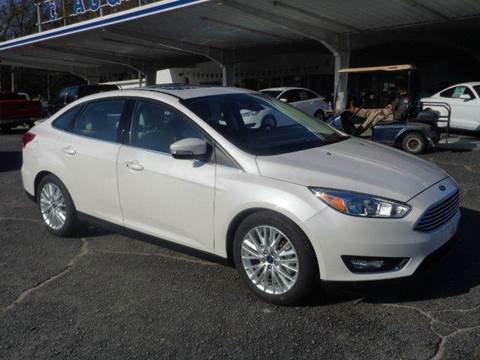 2017 Ford Focus for sale in Sumter, SC