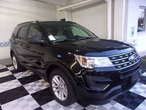 2017 Ford Explorer for sale in Sumter, SC