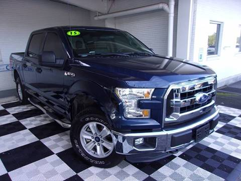2015 Ford F-150 for sale in Sumter, SC