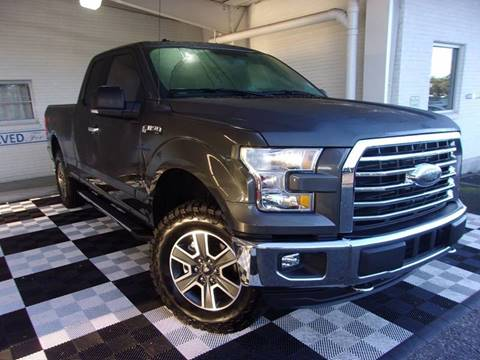 2016 Ford F-150 for sale in Sumter, SC