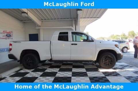 2019 Toyota Tundra for sale at McLaughlin Ford in Sumter SC