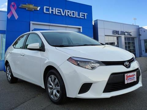 2014 Toyota Corolla For Sale >> Used 2014 Toyota Corolla For Sale In New Jersey