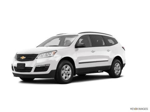 2017 Chevrolet Traverse LS for sale at Bellavia Motors Chevrolet Buick in East Rutherford NJ