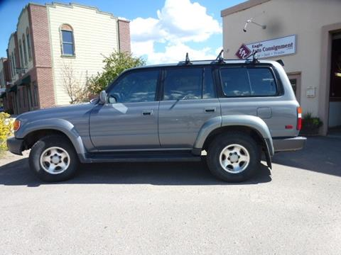 1997 Toyota Land Cruiser for sale in Eagle, CO