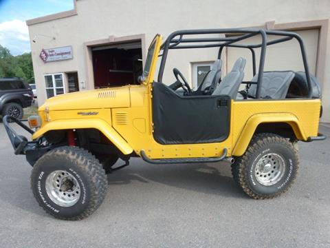 1976 Toyota Land Cruiser for sale in Eagle, CO