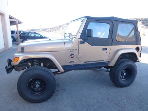 2000 Jeep Wrangler for sale in Eagle, CO