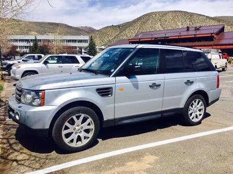 2007 Land Rover Range Rover Sport for sale in Eagle, CO