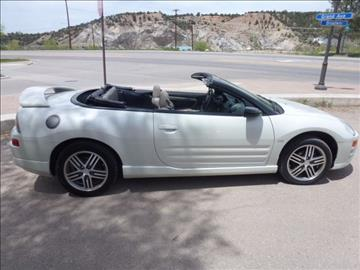 2003 Mitsubishi Eclipse Spyder for sale in Eagle, CO