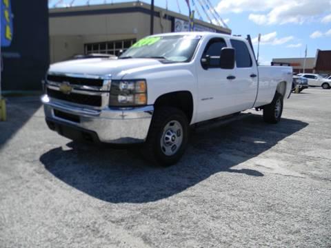 2013 Chevrolet Silverado 2500HD for sale in San Antonio, TX