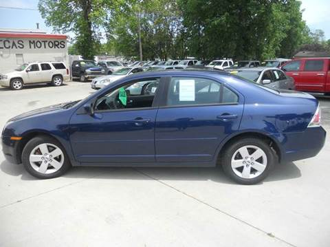 used 2007 ford fusion for sale in iowa - carsforsale®