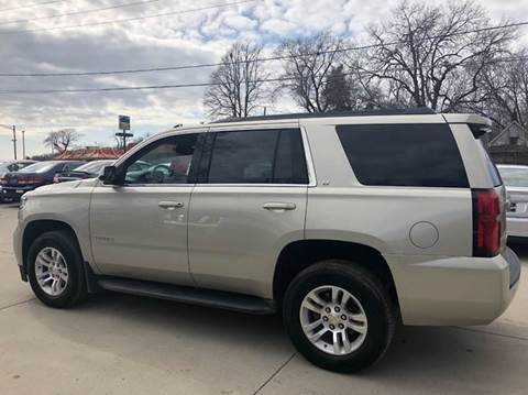 used chevrolet tahoe for sale in des moines ia. Black Bedroom Furniture Sets. Home Design Ideas