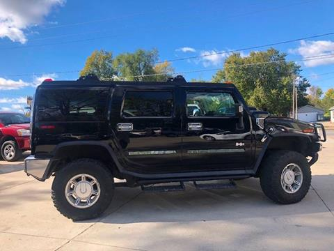 2003 HUMMER H2 for sale at Zacatecas Motors Corp in Des Moines IA
