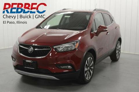 2017 Buick Encore for sale in El Paso, IL