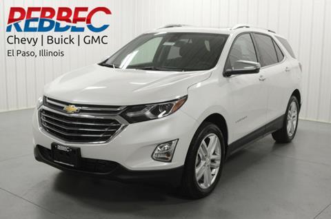 2018 Chevrolet Equinox for sale in El Paso, IL