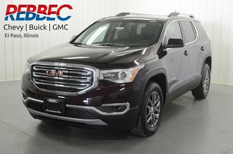 2017 GMC Acadia for sale in El Paso, IL