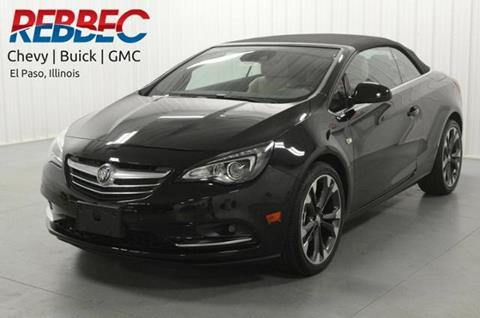2017 Buick Cascada for sale in El Paso, IL