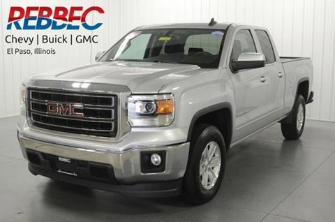 2015 GMC Sierra 1500 for sale in El Paso, IL