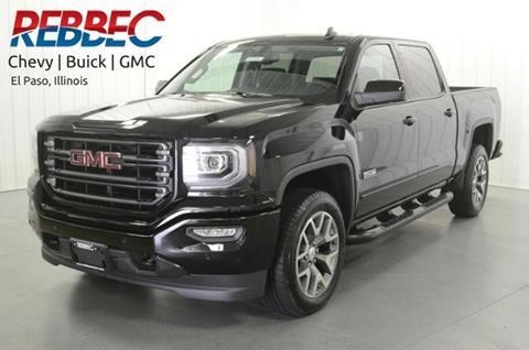 2018 GMC Sierra 1500 for sale in El Paso, IL