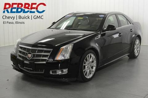 2011 Cadillac CTS for sale in El Paso, IL