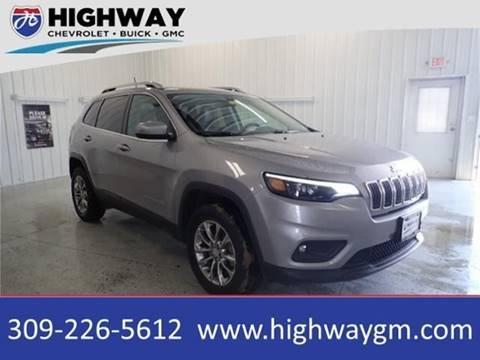 2019 Jeep Cherokee for sale in El Paso, IL