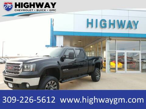 2013 GMC Sierra 2500HD for sale in El Paso, IL