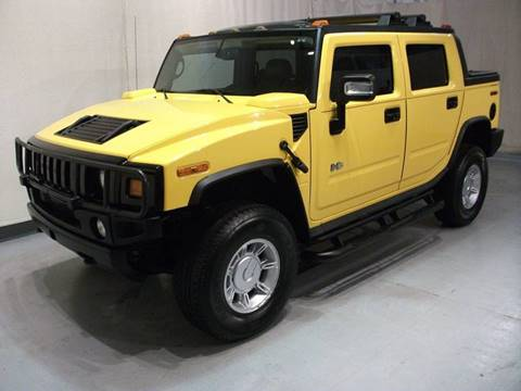 2006 HUMMER H2 SUT for sale in Madison, OH