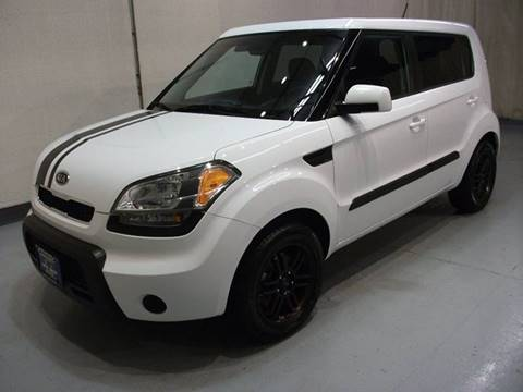 2011 Kia Soul for sale in Madison, OH