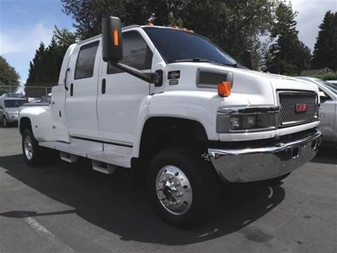 2006 GMC C4500 for sale in Puyallup, WA
