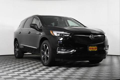 2020 Buick Enclave for sale at Chevrolet Buick GMC of Puyallup in Puyallup WA