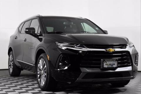 2020 Chevrolet Blazer for sale at Chevrolet Buick GMC of Puyallup in Puyallup WA