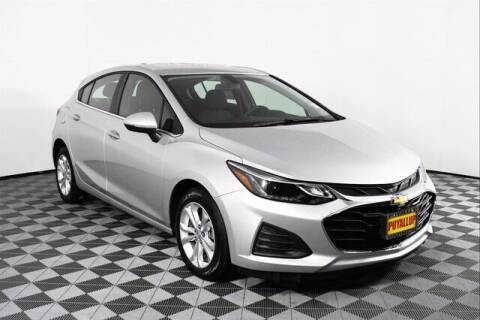 2019 Chevrolet Cruze for sale at Chevrolet Buick GMC of Puyallup in Puyallup WA