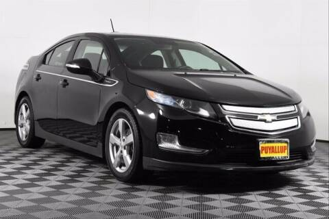 2015 Chevrolet Volt for sale at Chevrolet Buick GMC of Puyallup in Puyallup WA
