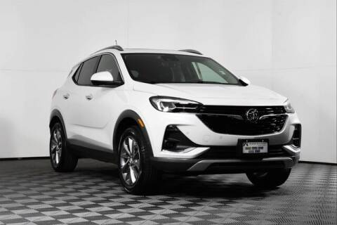 2020 Buick Encore GX for sale at Chevrolet Buick GMC of Puyallup in Puyallup WA
