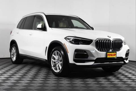 2019 BMW X5 xDrive40i for sale at Chevrolet Buick GMC of Puyallup in Puyallup WA