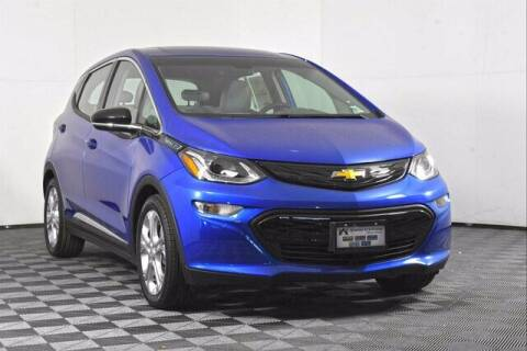 2020 Chevrolet Bolt EV for sale at Chevrolet Buick GMC of Puyallup in Puyallup WA
