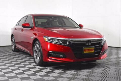 2018 Honda Accord for sale at Chevrolet Buick GMC of Puyallup in Puyallup WA