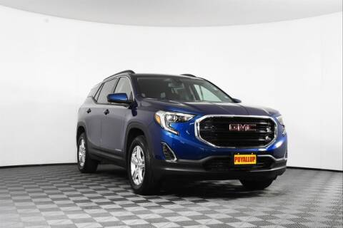 2020 GMC Terrain for sale at Chevrolet Buick GMC of Puyallup in Puyallup WA