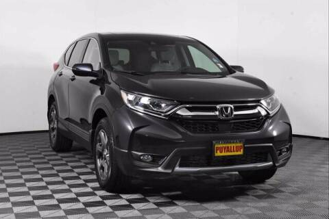 2018 Honda CR-V for sale at Chevrolet Buick GMC of Puyallup in Puyallup WA