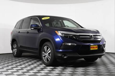 2017 Honda Pilot for sale at Chevrolet Buick GMC of Puyallup in Puyallup WA
